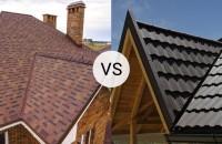 Șindrila bituminoasă vs țigla metalică. Alege acoperișul în funcție de zona ta