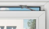 Dispozitivul ascuns pentru ferestre Roto E-Tec Drive Ferestrele moderne se inchid astazi aproape ermetic Cu atat