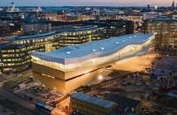 Finlanda sărbătorește centenarul cu o bibliotecă ultramodernă Biblioteca Centrala Helsinki a fost inaugurata cu o zi inainte de aniversarea a 101 ani de la obtinerea independentei, fiind unul dintre principalele proiecte