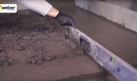 Cum să egalizezi planșeele de beton? În multe cazuri la şapele obişnuite proaspăt turnate apar după