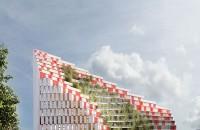 O clădire ca o oază de verdeață va fi ridicată în inima unei capitale europene