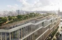 """Google dezvăluie detaliile gigantului """"landscraper verde"""", pentru sediul central din Londra Google a dezvaluit recent planurile pentru noul sediu central din Londra, iar proiectul este uimitor."""
