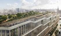 """Google dezvăluie detaliile gigantului """"landscraper verde"""", pentru sediul central din Londra"""