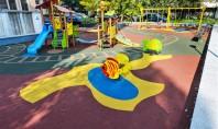 Proiectul de modernizare a locurilor de joacă din Constanţa a fost reluat Pentru amenajarea pardoselilor a