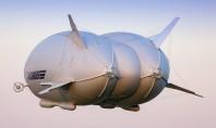 La bordul spectaculos al hibridului Airlander 10 cea mai mare aeronavă din lume Hybrid Air Vehicles