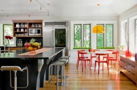 De ce să alegi scaune roșii pentru acasă