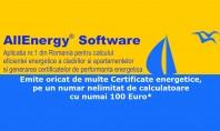 Preturi de vara la AllEnergy® Software Cu numai 100* Euro ai la dispozitie 60 de zile
