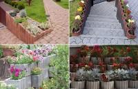 Solutii de amenajare a unei gradini in panta