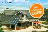 FII DIFERIT! Alege acoperișul GERARD. Promoție până la 31 iulie