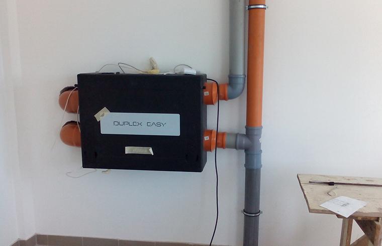 Sistemele de ventilatie cu recuperare de caldura Atrea, solutie eficienta pentru stadionul Municipal de Rugby, Galati