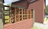 Elementele de gard Brikston Caramida a fost folosita la constructia gardurilor inca de acum cateva secole