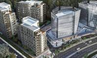 Cofrajele New Nautilus Evo folosite la construcția unui modern complex rezidențial și de afaceri în Istanbul
