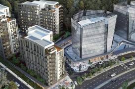 Cofrajele New Nautilus Evo, folosite la construcția unui modern complex rezidențial și de afaceri în Istanbul