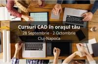 Cursuri de instruire CAD în Cluj-Napoca - 28 septembrie - 2 octombrie 2018