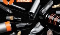 Burghie biți și accesorii de la USH Germania Având experiență în prelucrarea metalului și fiind specializată