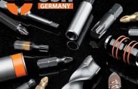 Burghie, biți și accesorii de la USH Germania