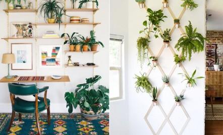 7 idei pentru spațiul gol de pe perete, pe cât de frumoase, pe atât de folositoare