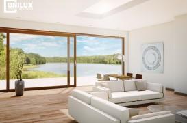 Uși glisante din lemn stratificat de cea mai înaltă calitate, la cele mai bune prețuri