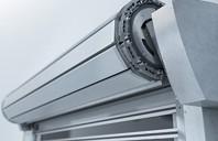 ASSA ABLOY Entrance Systems prezinta noua generatie de usi rapide - Albany RR 3000 ISO