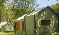 O zonă rezidențială pentru cei fără adăpost alimentată în întregime cu energie solară Studioul olandez de