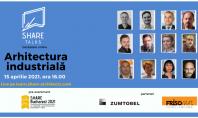 Arhitectura Industrială în dezbatere la SHARE Talk joi 15 aprilie Moderator Răzvan Dracea Fondator Ari Consult