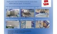 Promotia lunii aprilie la profile rosturi dilatatie REDUCERI luna aprilie - 01-30 04 2016 profile pentru
