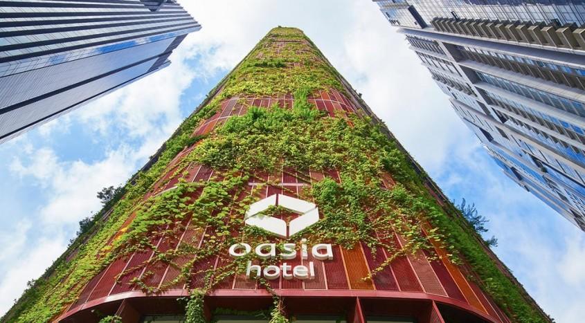 """Un zgârie-nori îmbrăcat în vegetație a câștigat premiul """"Best Tall Building Worldwide"""""""