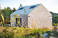 Casa Karst o interpretare contemporana a locuintei traditionale din Slovenia