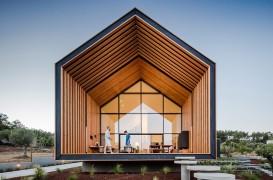 Casa unui arhitect portughez construită dupa desenele unui copil
