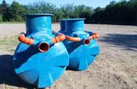 Separator de hidrocarburi pentru motorină, benzină, uleiuri și alte produse petroliere din apele uzate