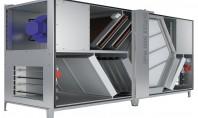 Confortul termic al incaperilor ventilate Instalatiile de incalzire cu aer cald sunt folosite pe scara larga