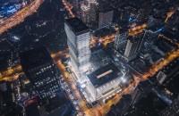 O impozantă clădire inspirată după Coloana Infinitului, construită în Shanghai Numit Gubei Soho, proiectul in valoare de aproape 750 de milioane de dolari apartine dezvoltatorului imobiliar chinez Soho China. Cu o suprafata totala de