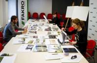 Cunoastem castigatorii competitiei FAKRO - SPACE FOR NEW VISIONS