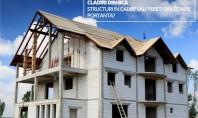 Cladiri din BCA - structuri in cadre sau pereti din zidarie portanta? Una din primele decizii