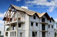 Cladiri din BCA - structuri in cadre sau pereti din zidarie portanta?