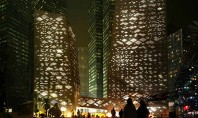 Turnurile de Cristal | Henning Larsen Architects | RIFF 2014 Intr-un nou cartier financiar din capitala