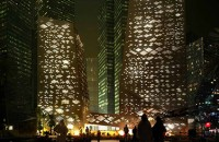 Turnurile de Cristal | Henning Larsen Architects | RIFF 2014