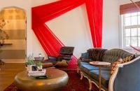 Un apartament in Chicago menit sa impresioneze prin culoare si stralucire