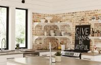 Sfaturi și idei pentru a expune pereţii de cărămidă din casa ta. Redescoperă frumuseţea istoriei