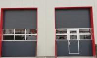 Cum folosești ușile secționale pentru iluminarea naturală a unui service auto Transeuro este unul dintre cei