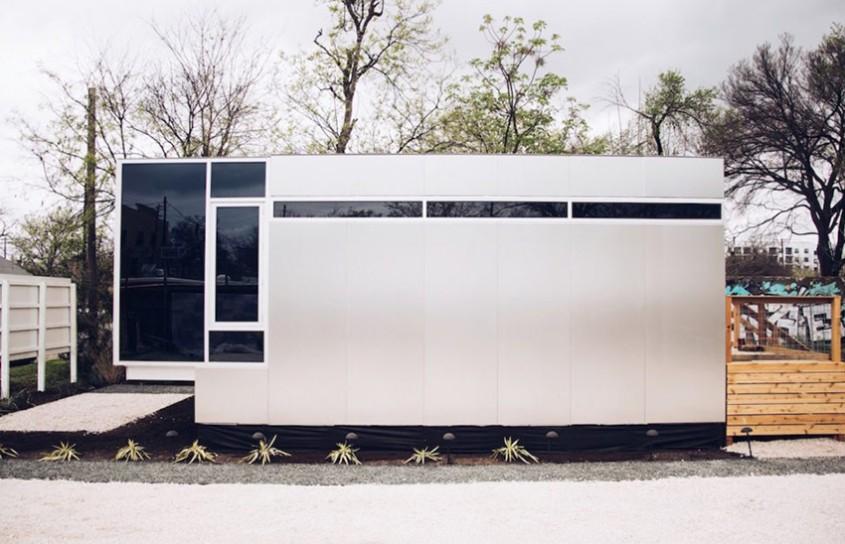 Micro-locuintele Kasita pot revolutiona ideea locuintei personale
