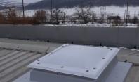 Cum se aleg trapele de desfumare pentru o fabrică de lactate de 200 m2 Compania Almera