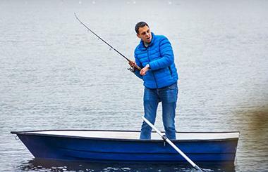 Tiny - Barca de agrement si pescuit