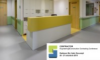 Cel mai mare spital privat de recuperare din tara prezentat la CONTRACTOR Spitalul Polaris Medical cel