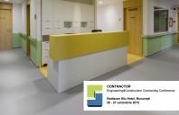 Cel mai mare spital privat de recuperare din tara, prezentat la CONTRACTOR