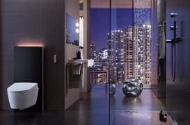 Geberit Monolith Plus pentru vase WC - un angajament pentru confort si stil