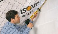 Acoperisuri inclinate trei pasi spre etanseitate VARIO va ajuta sa obtineti un acoperis perfect izolat doar