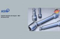 Capete tubulare de impact, biti, accesorii biti ASW - Germania