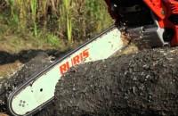 Ne pregatim de iarna cu motofierastraul RURIS Dac 401S