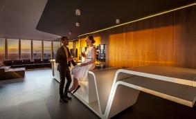 Arhitectul Liong Lie va prezenta la SHARE amenajarea unui penthouse panoramic intr-un turn proiectat de Rem Koolhaas